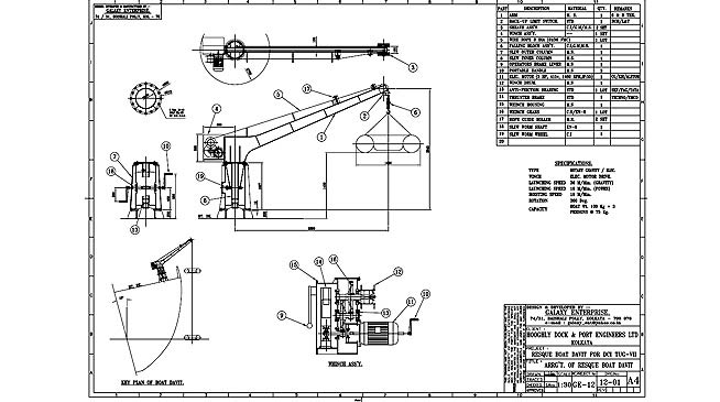 Single Arm Rotary Boat Raft Davit 548946293 in addition US6357380 further 04da1f572d6d36bd40ccefc2b27e16f7 furthermore P SPM7844843511 additionally Detail 8082268. on davit arm